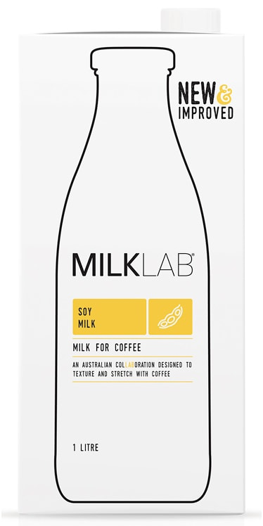Barista Soy Milk For Coffee